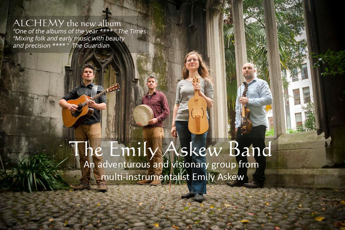 The EMILY ASKEW Band